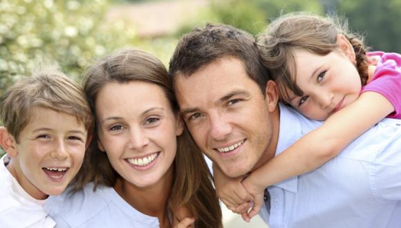Una sonrisa luminosa para toda la familia