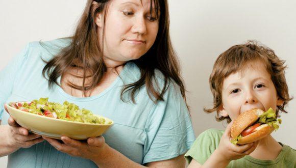 Obesidad infantil: Otro mal de los tiempos modernos